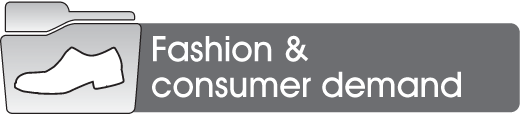 Fashion & Consumer Demand