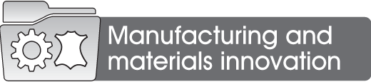 Manufacturing and Materials Innovation